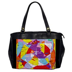 Ain t One Pain Oversize Office Handbag (one Side)