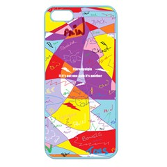 Ain t One Pain Apple Seamless Iphone 5 Case (color)