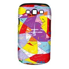 Ain t One Pain Samsung Galaxy S III Classic Hardshell Case (PC+Silicone)