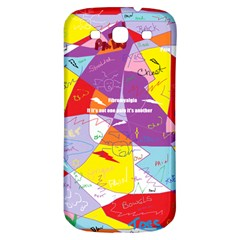 Ain t One Pain Samsung Galaxy S3 S III Classic Hardshell Back Case