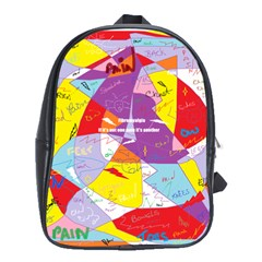 Ain t One Pain School Bag (XL)