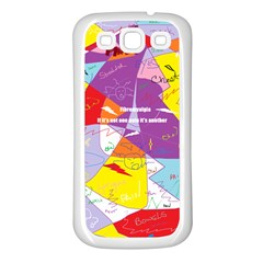 Ain t One Pain Samsung Galaxy S3 Back Case (white)
