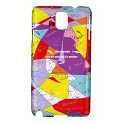 Ain t One Pain Samsung Galaxy Note 3 N9005 Hardshell Case