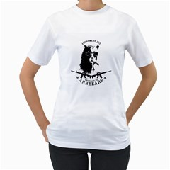 The Right to Arm Bears Women s T-Shirt (White)