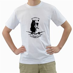 The Right to Arm Bears Men s T-Shirt (White)