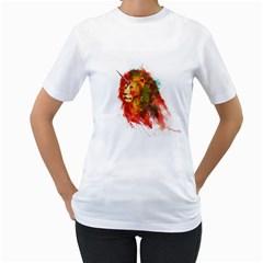 King of Imaginary Beasts Women s T-Shirt (White)