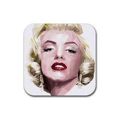Marilyn Drink Coaster (square)