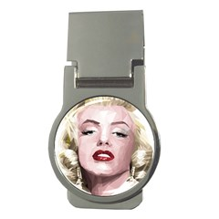 Marilyn Money Clip (Round)