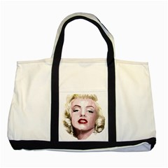 Marilyn Two Toned Tote Bag
