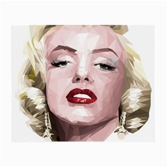 Marilyn Glasses Cloth (small, Two Sided)