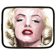 Marilyn Netbook Sleeve (large)