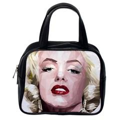 Marilyn Classic Handbag (One Side)