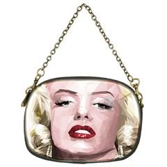 Marilyn Chain Purse (one Side)