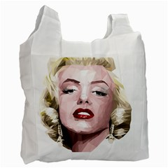 Marilyn Recycle Bag (Two Sides)