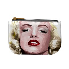 Marilyn Coin Change Purse