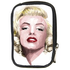 Marilyn Compact Camera Leather Case