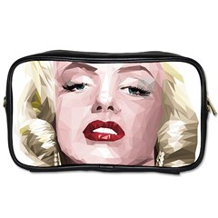 Marilyn Travel Toiletry Bag (Two Sides)