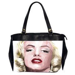 Marilyn Oversize Office Handbag (two Sides)