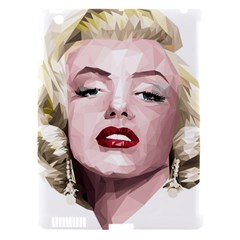 Marilyn Apple Ipad 3/4 Hardshell Case (compatible With Smart Cover)