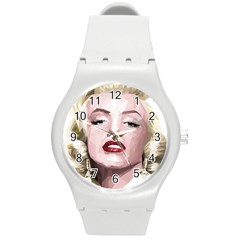 Marilyn Plastic Sport Watch (medium)