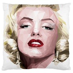 Marilyn Large Cushion Case (Two Sided)