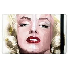 Marilyn Apple iPad 3/4 Flip Case