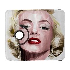 Marilyn Samsung Galaxy S  III Flip 360 Case