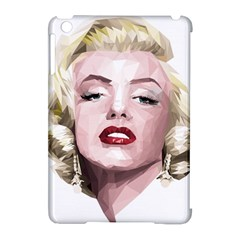 Marilyn Apple iPad Mini Hardshell Case (Compatible with Smart Cover)