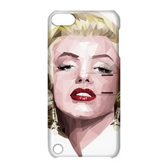 Marilyn Apple iPod Touch 5 Hardshell Case with Stand
