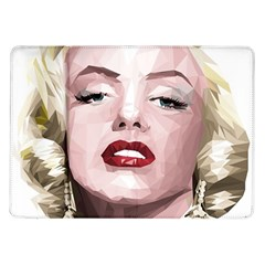Marilyn Samsung Galaxy Tab 10.1  P7500 Flip Case