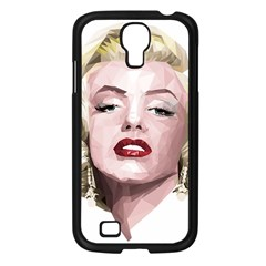 Marilyn Samsung Galaxy S4 I9500/ I9505 Case (Black)