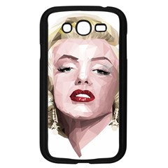 Marilyn Samsung Galaxy Grand DUOS I9082 Case (Black)