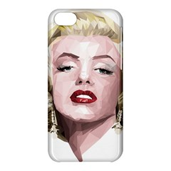 Marilyn Apple iPhone 5C Hardshell Case