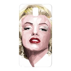 Marilyn Samsung Galaxy Note 3 N9005 Hardshell Back Case
