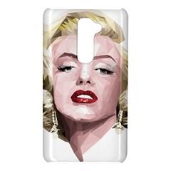 Marilyn LG G2 Hardshell Case