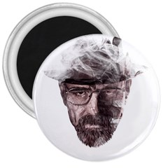 Heisenberg  3  Button Magnet