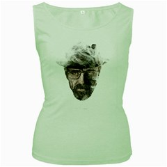 Heisenberg  Women s Tank Top (Green)