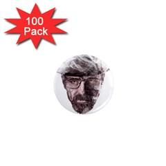 Heisenberg  1  Mini Button Magnet (100 pack)