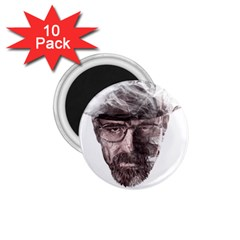 Heisenberg  1.75  Button Magnet (10 pack)