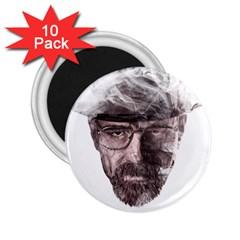 Heisenberg  2.25  Button Magnet (10 pack)
