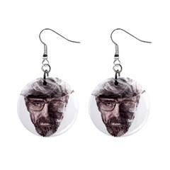 Heisenberg  Mini Button Earrings