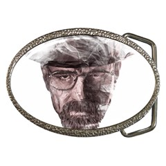 Heisenberg  Belt Buckle (oval)
