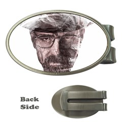 Heisenberg  Money Clip (Oval)