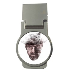Heisenberg  Money Clip (Round)