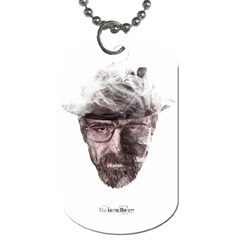Heisenberg  Dog Tag (two Sided)
