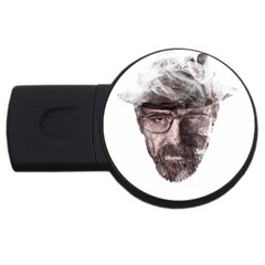 Heisenberg  2GB USB Flash Drive (Round)