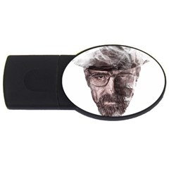 Heisenberg  1GB USB Flash Drive (Oval)