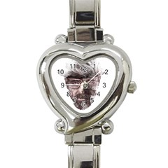 Heisenberg  Heart Italian Charm Watch