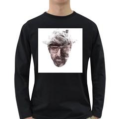 Heisenberg  Men s Long Sleeve T Shirt (dark Colored)