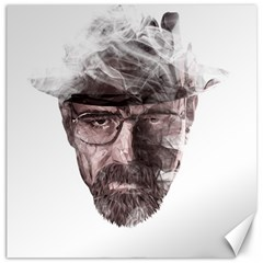 Heisenberg  Canvas 16  x 16  (Unframed)